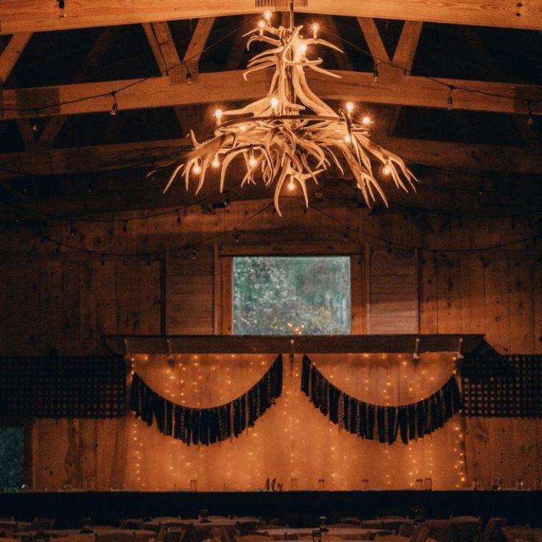 wedding reception heritage farms